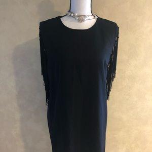Forever 21 black dress Size Large